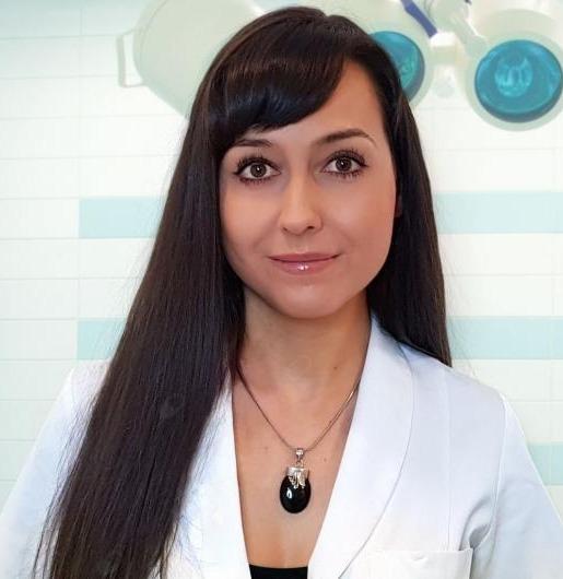 dr Maria Magdalena Molska